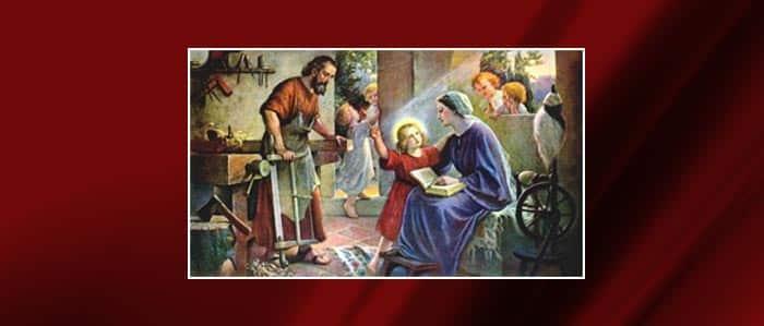 Holy Family- Parish Bulletin
