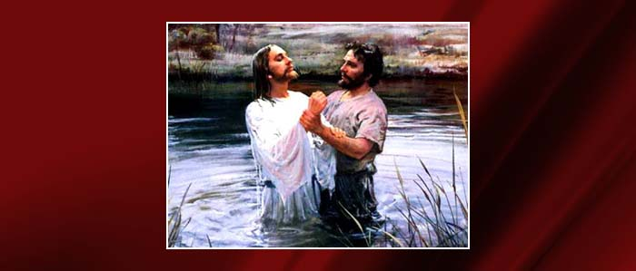 Baptism of the Lord – Parish Bulletin